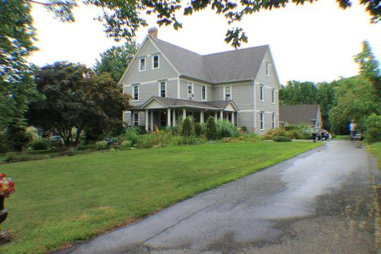 Bed And Breakfast Nova Scotia With Hot Tub