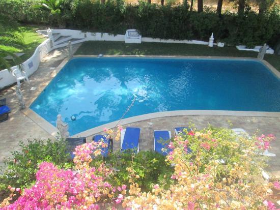 Quinta da Balaia: Lush pool