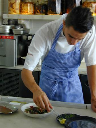 A Cevicheria: composition de votre assiette avec délicatesse