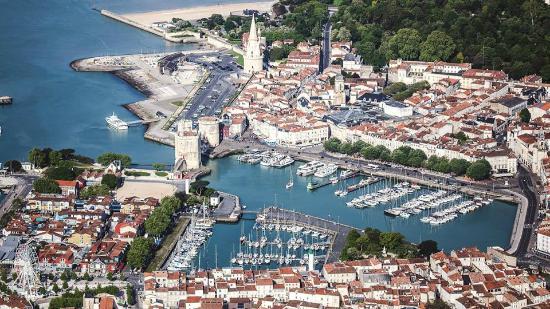 Inter Hotel Le Beaulieu La Rochelle France