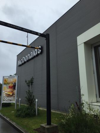 McDonald's Route 23 Kishioka