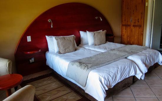 Hlangana Lodge: guestroom