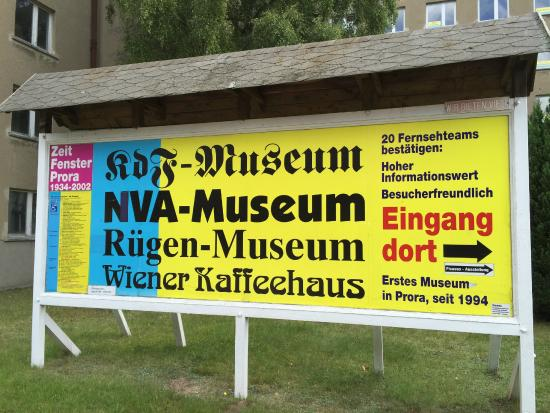 Rugen Island, Duitsland: Приглашение в музей