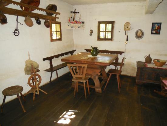 Good Oesterreichisches Freilichtmuseum Stuebing: Interno Di Una Casa