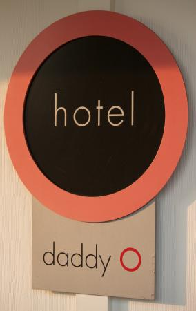 Long Beach Township, Nueva Jersey: Hotel Sign