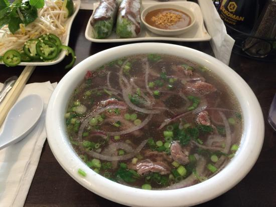 Photo of Vietnamese Restaurant Pho & Grill at 4938 Overton Ridge Blvd, Fort Worth, TX 76132, United States