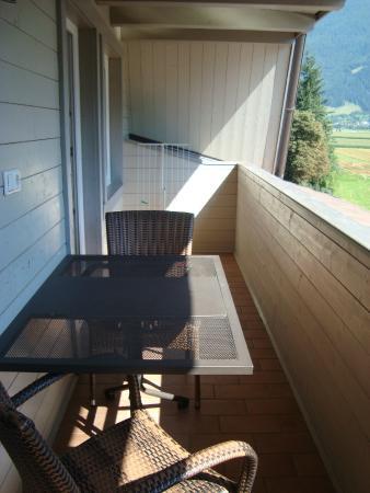 Residence Pfeifhofer: balcone