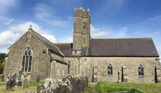 Multyfarnham, Ireland: Church