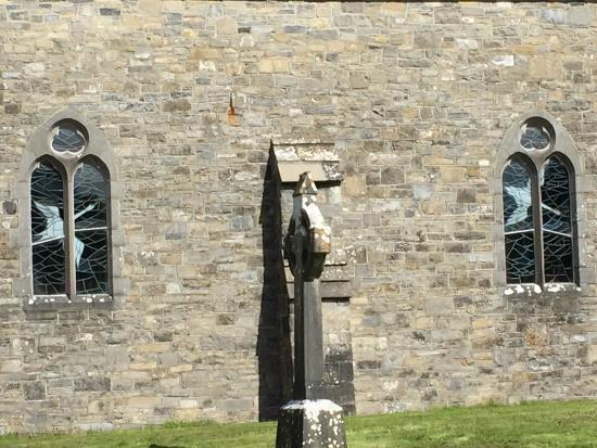 Multyfarnham, أيرلندا: Children of Lir Stained Glass