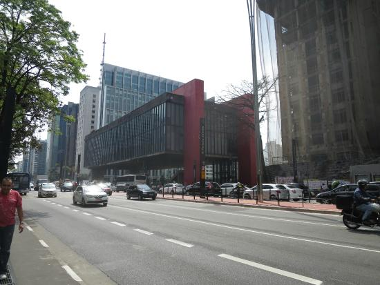 Museu de Arte de Sao Paulo Assis Chateaubriand: Museum