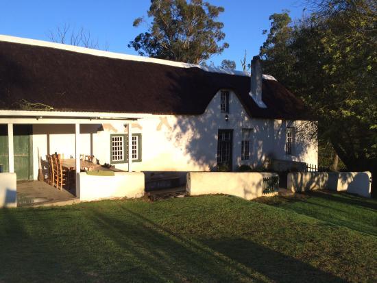 Grootvadersbosch Farm