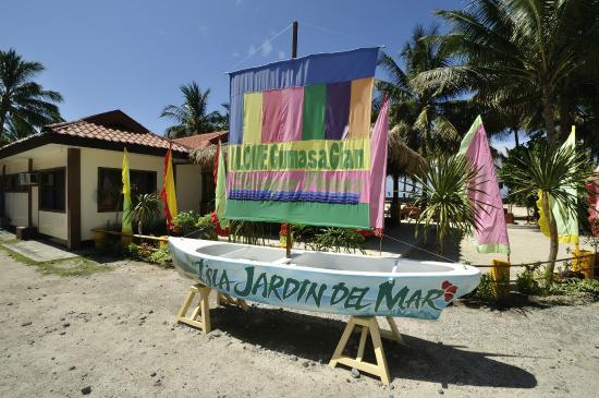 As you enter picture of isla jardin del mar resort glan for Jardin resort