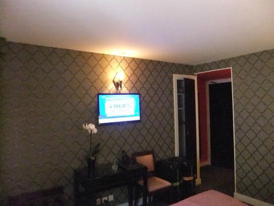 Hotel Residence des Arts: 広い部屋