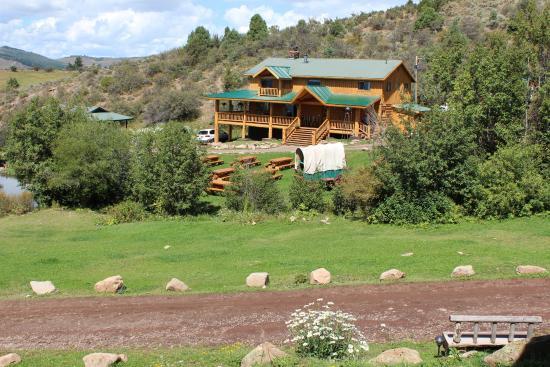 Mc Coy, CO: Main Lodge