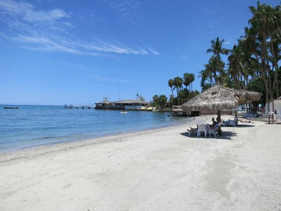 La Concha Beach Resort: plage