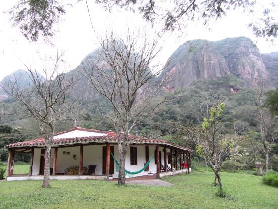 Refugio Los Volcanes