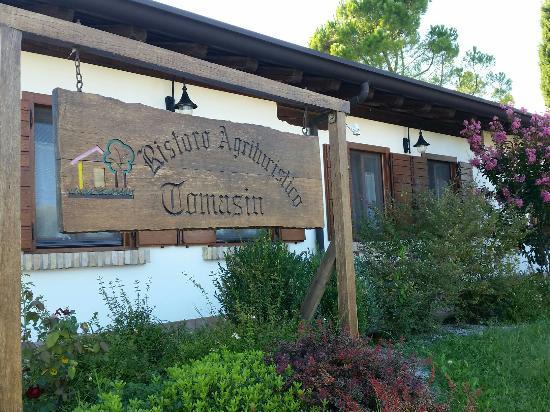 Fiumicello, Italia: Agriturismo Tomasin