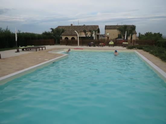 La piscine de Casal Gabbi