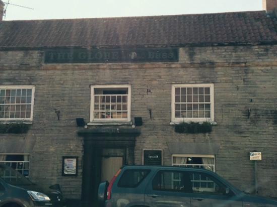 The Globe Inn: The pub