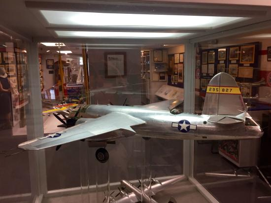 Middle River, MD: Hand built model B-26
