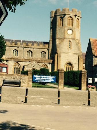 The Globe Inn: Church
