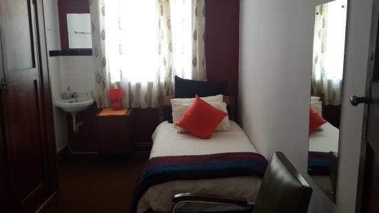 Garies, Sudáfrica: Single room