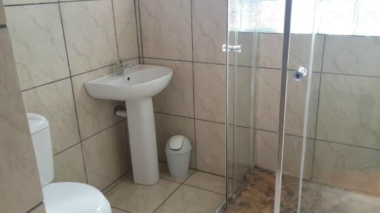 Garies, Sudáfrica: Bath room
