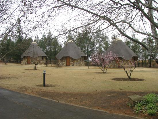 Lala Nathi Country Guesthouse : another view of some of rooms