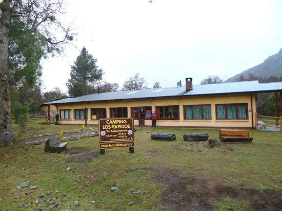 Camping y Hostel Los Rapidos