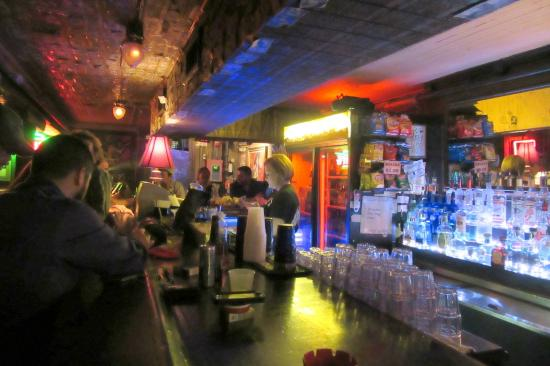 The Basement Bar