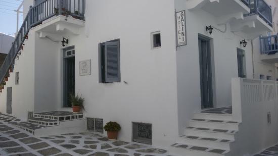 Galini Hotel: esterno