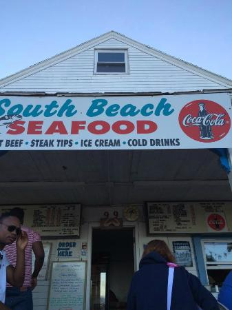‪South Beach Seafood‬