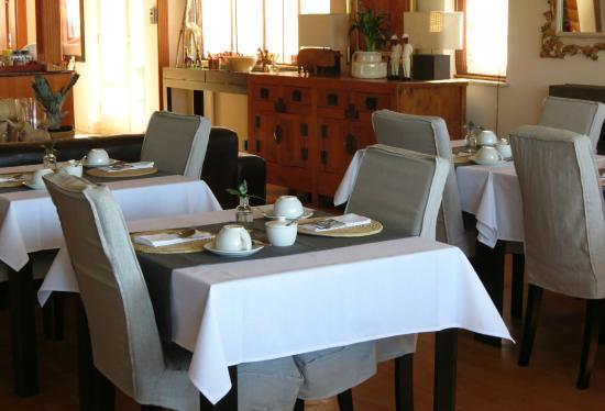 De Tafelberg Guesthouse: Speiseraum