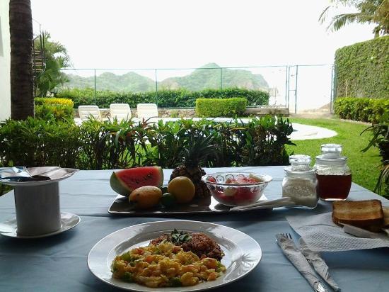 Nuestros desayunos en HC Liri Hotel