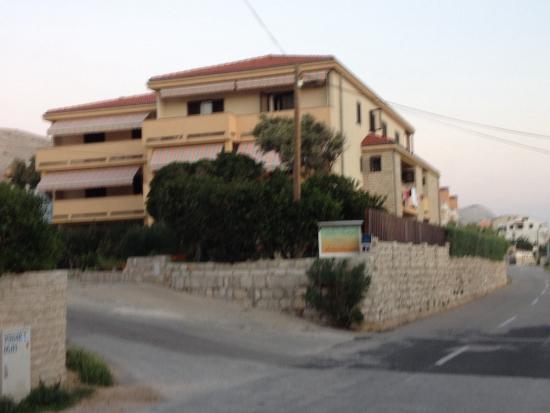 Villa Andreja Pension Mare and Apartments Toncica: Villa andreja