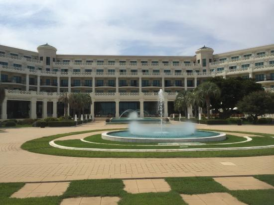Hotel Las Arenas Balneario Resort Photo