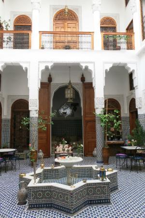 薩法迪庭院飯店照片