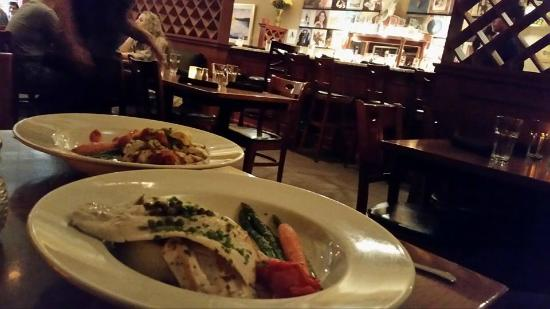 Trout - Picture of Hops Downtown Grill, Kalispell - TripAdvisor