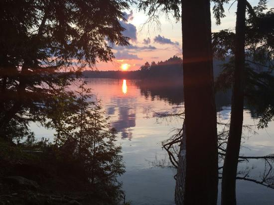 Maberly, Canada: Silver Lake Provincial Park