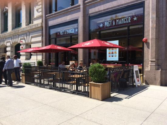 Pret A Manger Chicago 225 N Michigan Ave Downtown The Loop Restaurant Reviews Phone Number Tripadvisor
