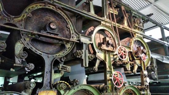 LVR-Industriemuseum Paper Mill Alte Dombach