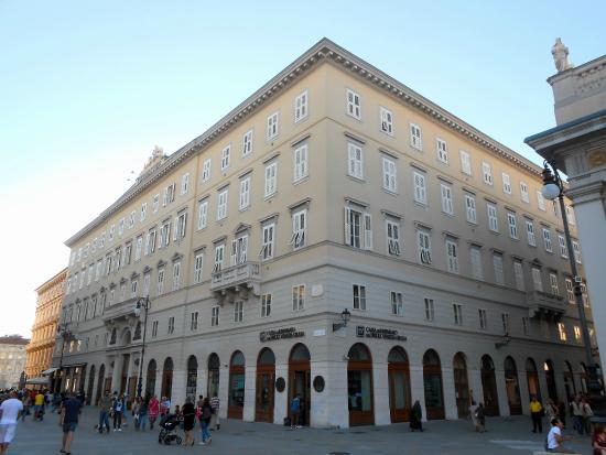 Palazzo del Tergesteo