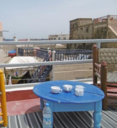 Riad Dar Latifa : Dar Latifa - sur la terrasse