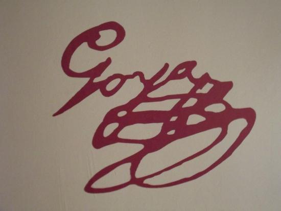 Fuendetodos, İspanya: Su firma