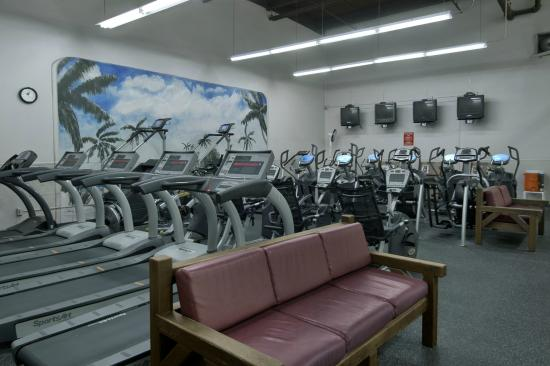 Red Lion Hotel Lewiston: Onsite Fitness Center