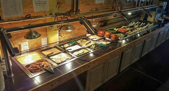 Kairo, GA: Our buffet