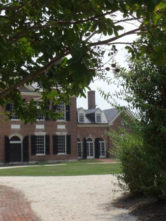 Woodlawn & Pope-Leighey House: Woodlawn