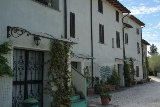 Agriturismo Ristorante Casa Cantone : Główny budynek