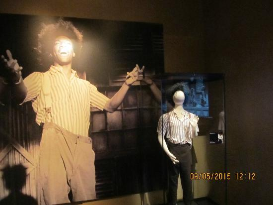Buckwheat costume - Picture of Saturday Night Live - The Exhibition ...