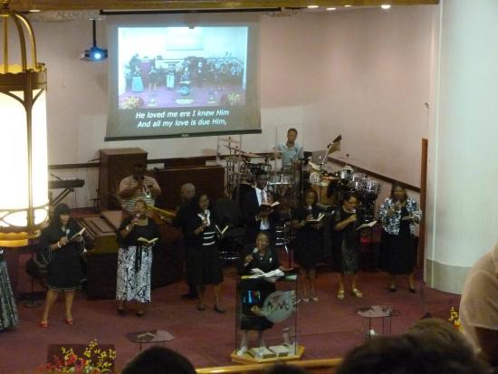 Bethel Gospel Assembly : Coro